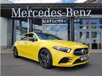 Mercedes-Benz A 35 AMG NIGHT+MBUX+PANO+DISTR+ BURMESTER+DAB+LE  - легковий автомобіль