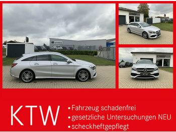 Легковий автомобіль Mercedes-Benz CLA 180 Shooting Brake AMG-Line,7GT,LED,Navi
