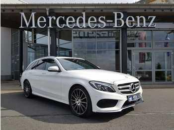 Mercedes-Benz C 220d T 7G+AMG+LED+NAVI+KAMERA+ LEDER+PARK+SHZ+  - легковий автомобіль