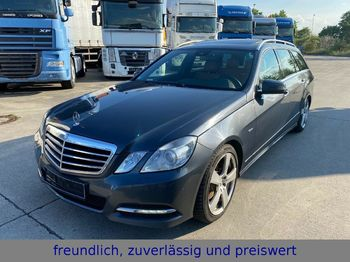 Mercedes-Benz  E 350 CDI * AMG * SPUR * TOTWINKEL *TOP ZUSTAND  - легковий автомобіль