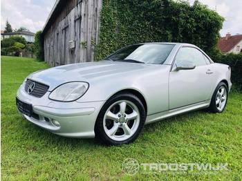 Mercedes-Benz SLK 320 Automatik - легковий автомобіль