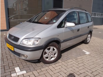 Opel Zafira 1.6-16V 7-pers airco cruise nw apk Elegance trekhaak - легковий автомобіль