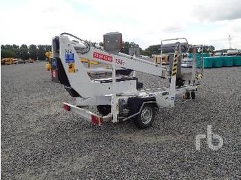 Eklemli platform DINO 135T Electric Tow Behind
