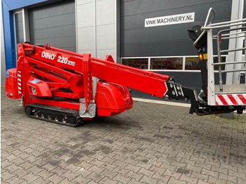 Eklemli platform Dino 220 XTC Hoogwerker: fotoğraf 1