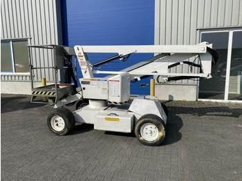 Eklemli platform Niftylift Hoogwerker, 12 meter, Bi-energy, Accu + Diesel