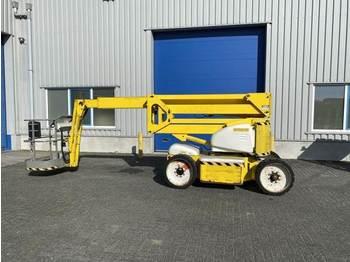 Eklemli platform Niftylift Hoogwerker, 15 meter, Bi-energy, Accu / Diesel