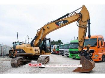 Paletli ekskavatör CAT 320DL RR Kettenbagger 8500h Oilquick