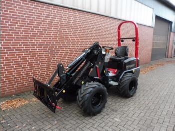 Tekerlekli yükleyici AGS Hofknecht HL 1000