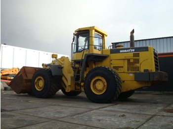 Tekerlekli yükleyici KOMATSU WA500-3