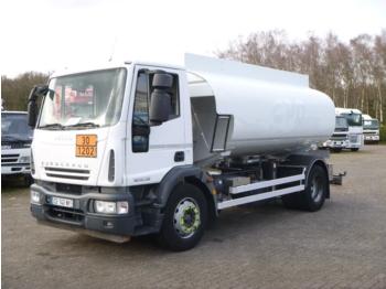 صهريج شاحنة Iveco Eurocargo ML190EL28 4x2 fuel tank 13.7 m3 / 4 comp