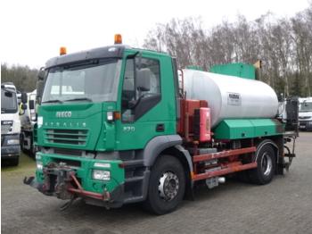 صهريج شاحنة Iveco Stralis AD190S27 4x2 bitumen tank / sprayer 5.5 m3