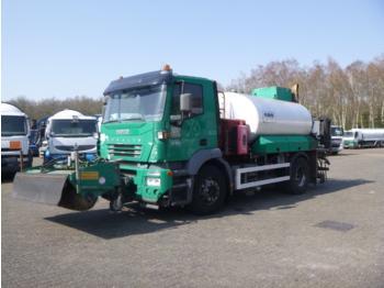 صهريج شاحنة Iveco Stralis AD190S27 4x2 bitumen tank / sprayer 5.5 m3: صور 1