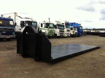 Izmjenjivi sanduk/ kontejner New VAIHTOLAVA Kone 6,5m 13T