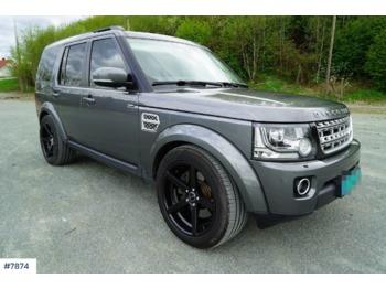 Land Rover Discovery - osobní auto