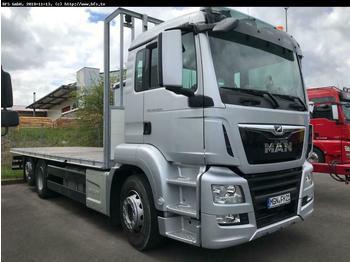 Бордови камион MAN TGX 26.460 6x2-2 LL Plateau