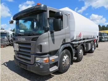 Scania P310 8x2*6 24.500 l. ADR - цистерна камион