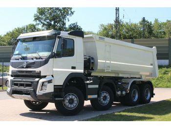 Volvo FMX 430 8x4 / EuromixMTP TM18 HARDOX  - istovarivač