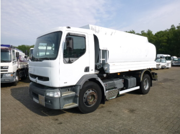 Renault Premium 250.18 4x2 fuel tank 13.4 m3 / 6 comp - kamion cisterna