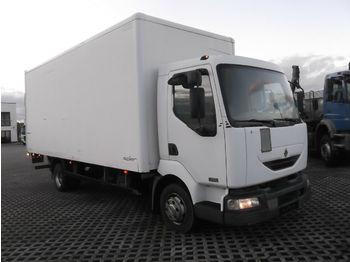 Kamion sandučar Renault Midlum 180 DCI, Koffer mit LBW
