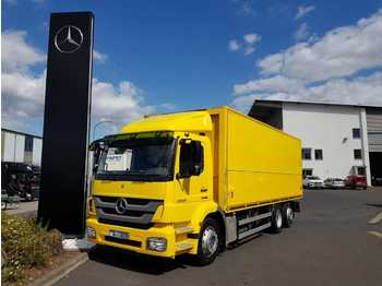 Kamion za prevoz boca Mercedes-Benz Axor 2529 LL 6x2 Schwenkwand Lenkachse Kamera