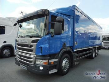 Kamion za prevoz boca Scania P 280 LB6x2*4MNB