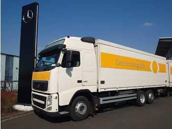 Kamion za prevoz boca Volvo FH 460 6x2 Getränkekoffer + LBW Schwenkwand