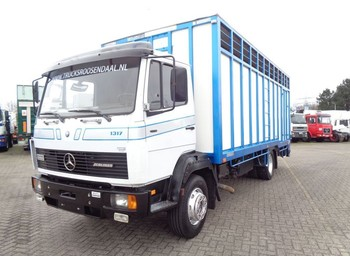 Kamion za prevoz stoke Mercedes-Benz Atego 1317 + Manual + Horse Transport