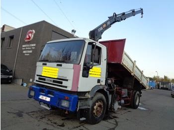 Kiper Iveco Eurotech 190 E 30 HIAB 122BS