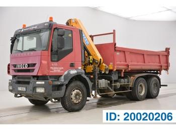 Kiper Iveco Trakker 410 - 6x4