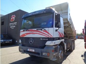 Kiper Mercedes-Benz Actros 3340 manual lames