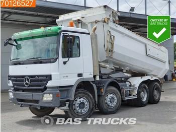 Mercedes-Benz Actros 4141 K 8X4 Big-Axle SteelSuspension 3-pedals - kiper