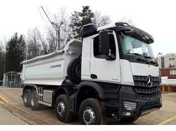 Mercedes-Benz Arocs - kiper