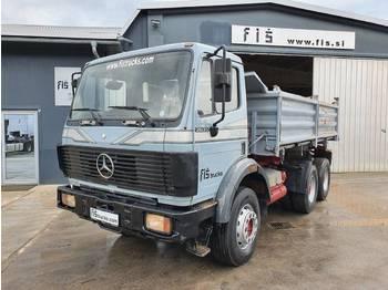 Mercedes Benz SK 2635 K 6X4 meiller tipper - kiper