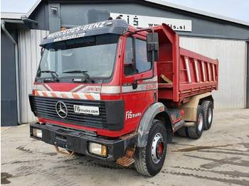 Mercedes Benz SK 2635 K 6X4 tipper - 13 ton axle - kiper