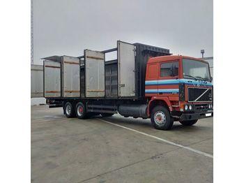VOLVO F10 320 left hand drive 10 tyres 26 ton retarder TD102F - kiper