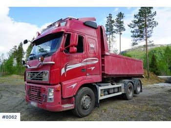 Volvo FH13 - kiper