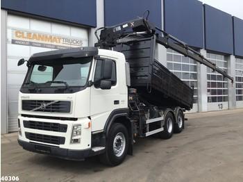 Volvo FM 400 Hiab 16 ton/meter laadkraan - kiper