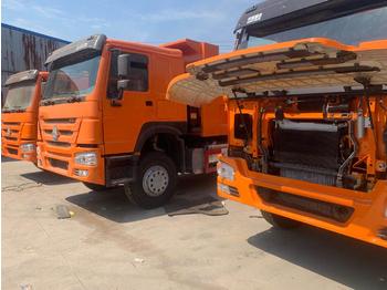 sinotruk Sinotruk Dump truck - kiper