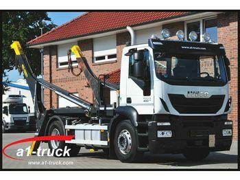 Мултилифт за контейнери камион Iveco AD190S 4x2 BL, Palfinger, Funk, ACC, Navi: снимка 1