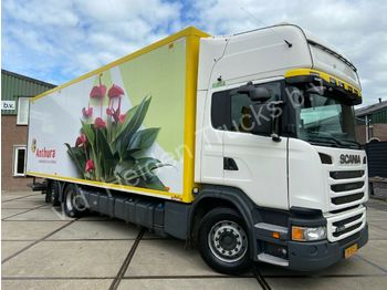 Scania G360 6x2 Frigo | Flowers | L950 B250H280 | Nacht  - рефрижератор камион