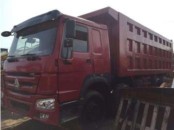 HOWO 375 - самосвал камион