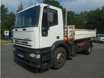 Iveco EuroTech MH190E24KR AHK  - самосвал камион