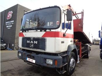 Самосвал камион MAN 19.293
