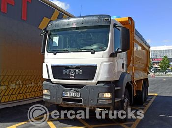 MAN 2012 TGS 33.360 AC 6X4 HARDOX TIPPER - самосвал камион