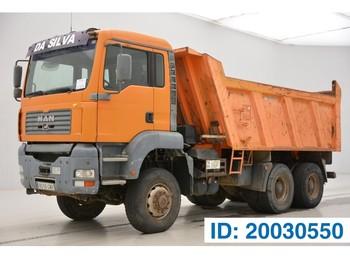 Самосвал камион MAN TGA 33.363 - 6x6