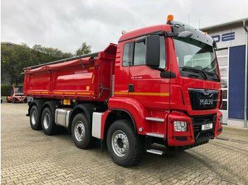 Самосвал камион MAN TGS 35.460 8x4 BB Kipper Meiller mit Bordmatik