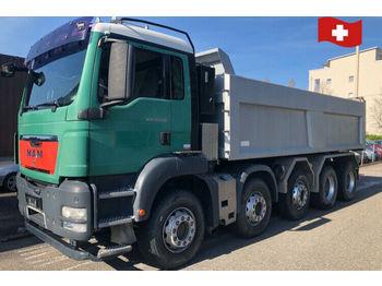 MAN TGS 41.480   10x4  - самосвал камион