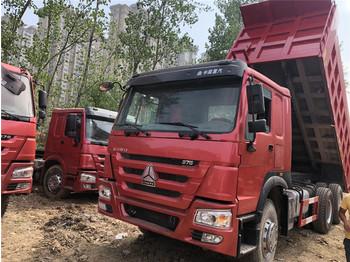 Sinotruk Howo Dump truck - самосвал камион