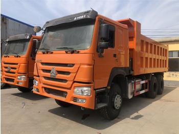 sinotruk Howo truck - самосвал камион