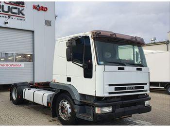 IVECO EUROTECH 440E35, EURO 2 Steel--Air, Manual Cursor - камион влекач